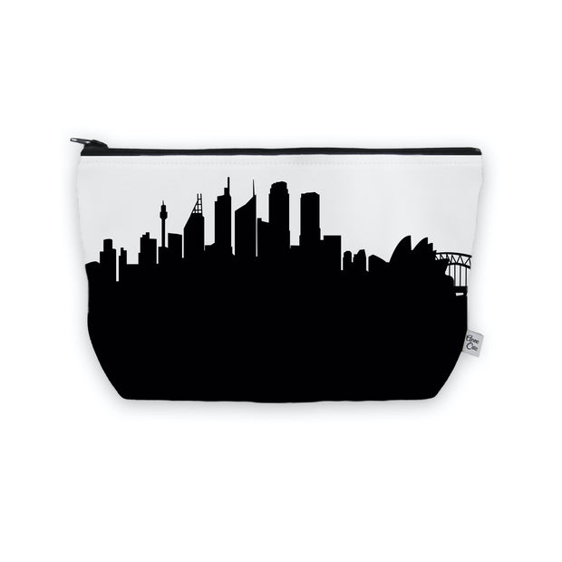 Sydney Australia Skyline Cosmetic Makeup Bag