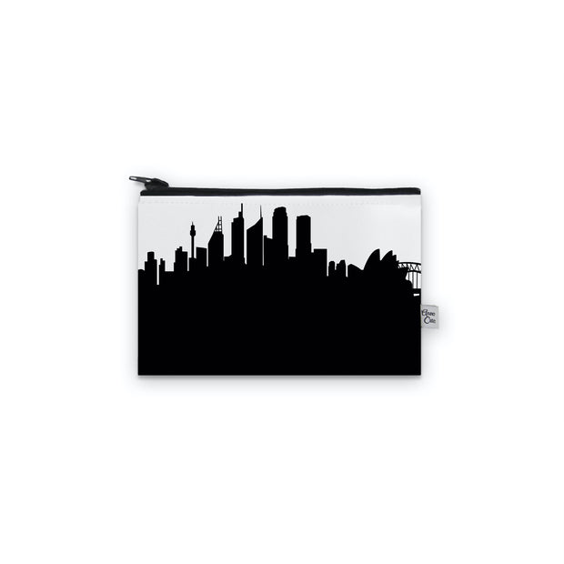 Sydney Australia Skyline Mini Purse