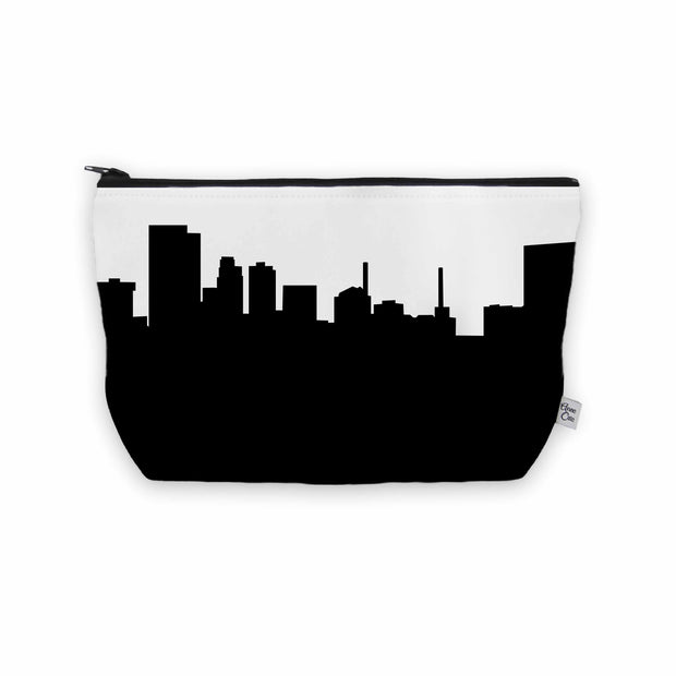 Toledo OH Skyline Cosmetic Makeup Bag