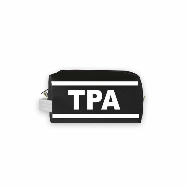 TPA (Tampa) Travel Dopp Kit Toiletry Bag