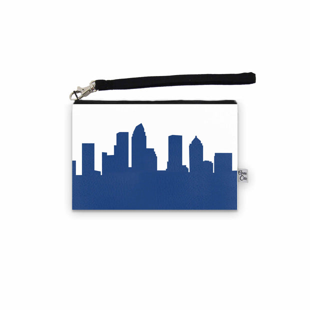 Tampa FL Game Day Wristlet - Stadium Approved - CUSTOMIZE IT!
