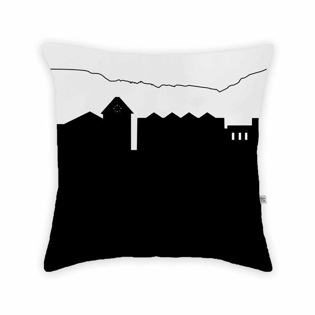 Vail CO Skyline Large Throw Pillow