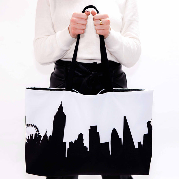 Youngstown OH Skyline Weekender Tote