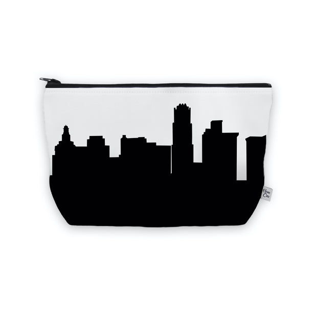 Youngstown OH Skyline Cosmetic Makeup Bag