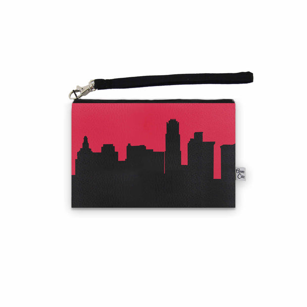 Youngstown OH Game Day Wristlet - Stadium Approved - CUSTOMIZE IT!