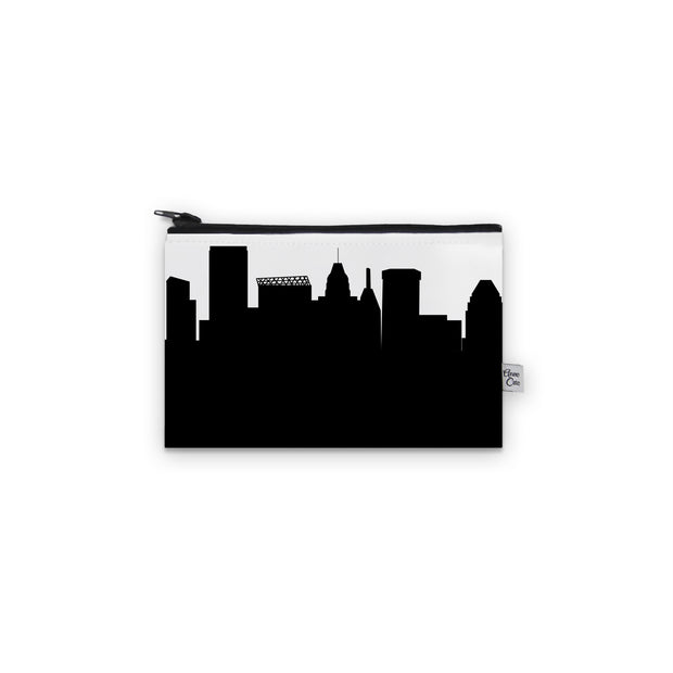 Baltimore MD Skyline Mini Purse