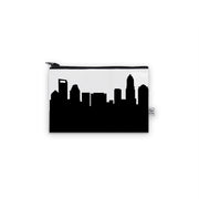 Charlotte NC Skyline Mini Purse