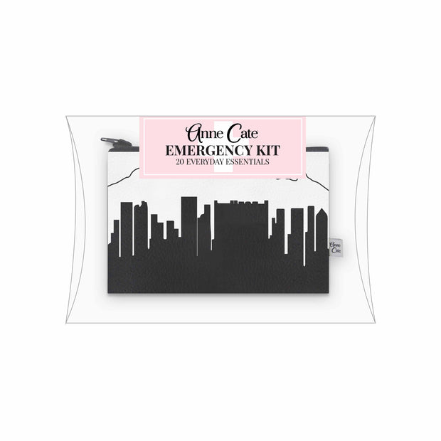 Cape Town Africa Mini Wallet Emergency Kit
