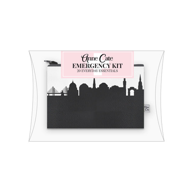 Copenhagen Denmark Mini Wallet Emergency Kit
