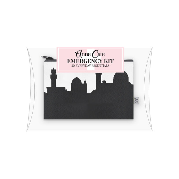 Florence Italy Mini Wallet Emergency Kit