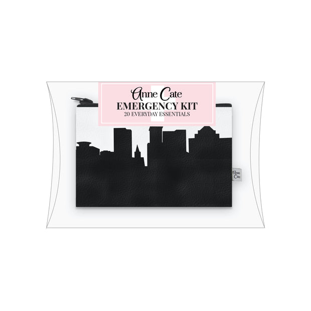 Greenville SC Mini Wallet Emergency Kit