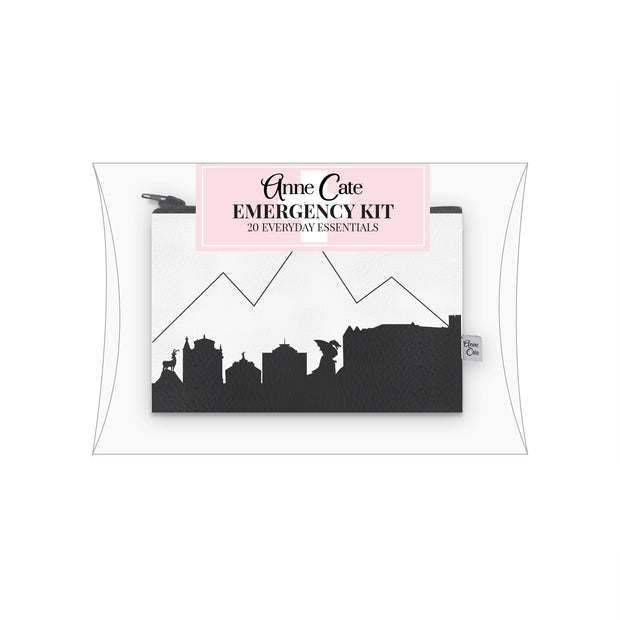 Ljubljana Slovenia Mini Wallet Emergency Kit