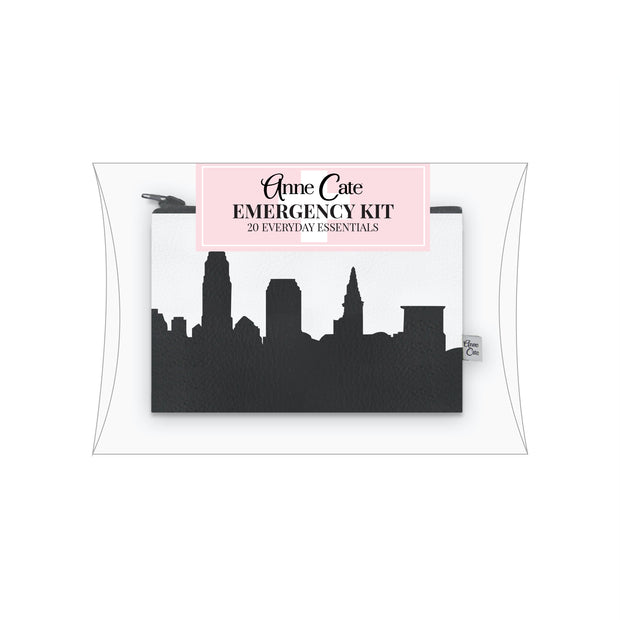 Cleveland OH Mini Wallet Emergency Kit