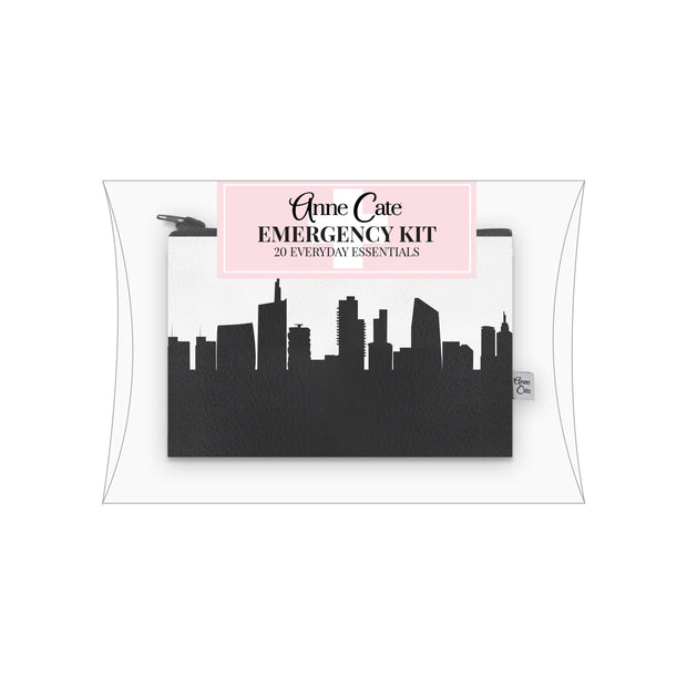 Milan Italy Mini Wallet Emergency Kit