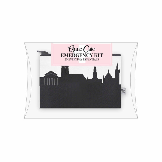 Munich Germany Mini Wallet Emergency Kit
