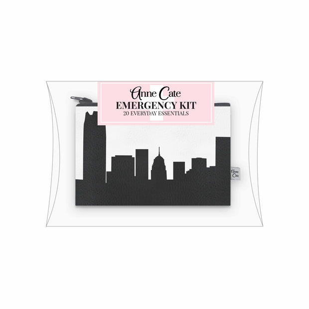 Oklahoma City OK Mini Wallet Emergency Kit