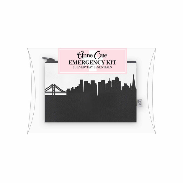 San Francisco CA Mini Wallet Emergency Kit