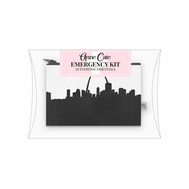St. Louis MO Mini Wallet Emergency Kit