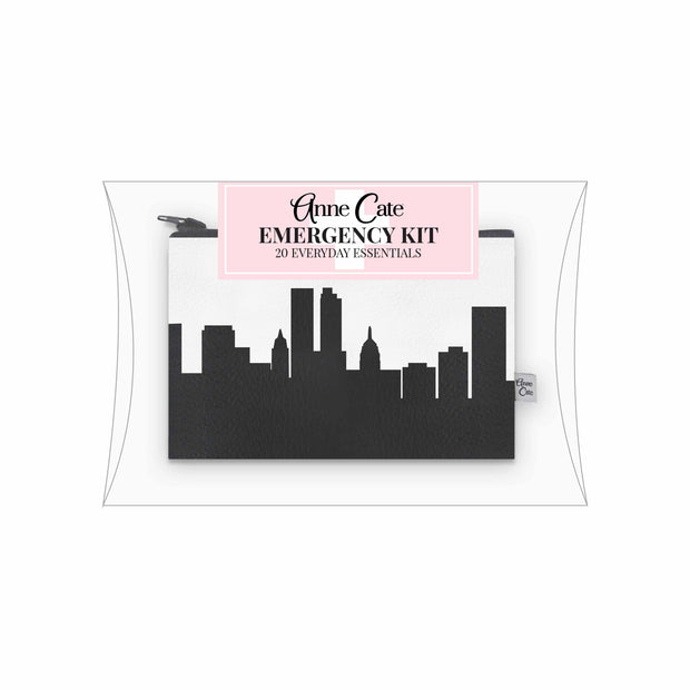 Tulsa OK Mini Wallet Emergency Kit