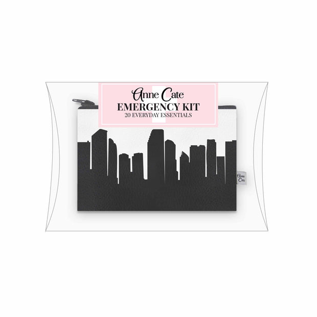 Miami FL Mini Wallet Emergency Kit