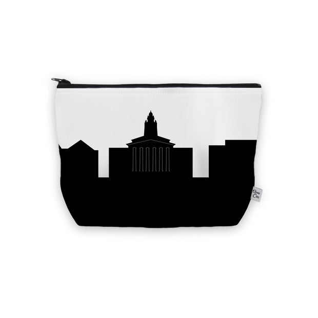 Granville OH Skyline Cosmetic Makeup Bag