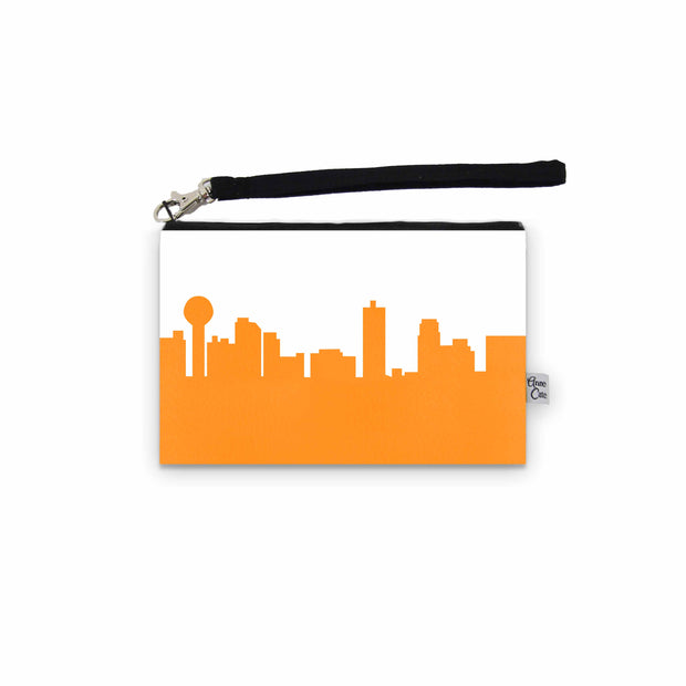 Knoxville TN Game Day Wristlet - Stadium Approved - CUSTOMIZE IT!