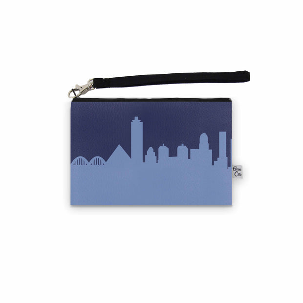 Memphis TN Game Day Wristlet - Stadium Approved - CUSTOMIZE IT!