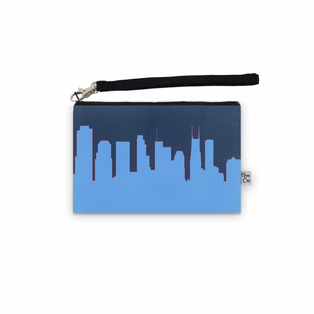 Nashville TN Game Day Wristlet - Stadium Approved - CUSTOMIZE IT!