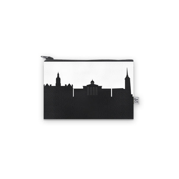 Springfield OH Skyline Mini Wallet (Vegan Leather)
