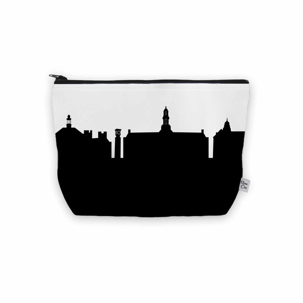 Stillwater OK Skyline Cosmetic Makeup Bag