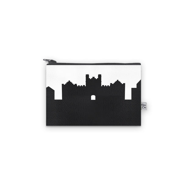 Wooster OH Skyline Mini Wallet (Vegan Leather)