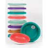 Solid Color Party Tableware