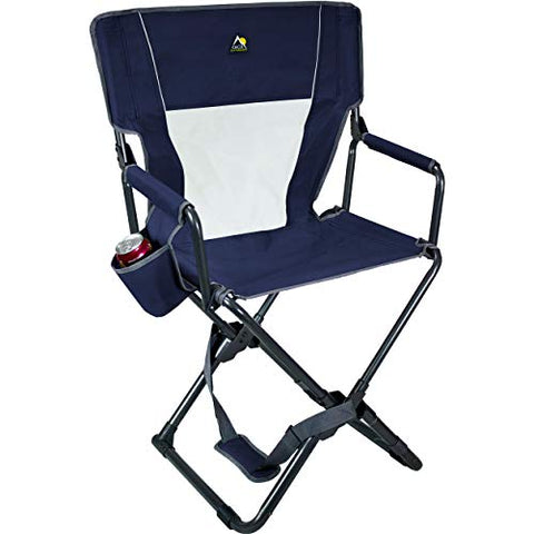 GCI Outdoor Xpress Director's Chair, Compact Folding Camp Chair
