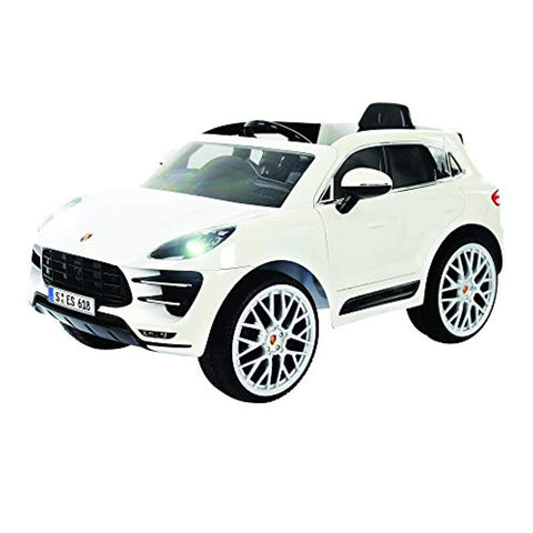 Porsche Macan Ride On Toy, Battery-Powered Kid's Ride On Car