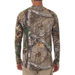 Realtree Insect Repellent Performance Long Sleeve Tee