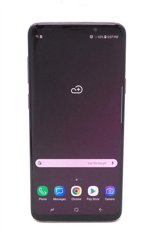 Samsung Galaxy S9+ Unlocked - 64gb - Midnight Black - US Warranty (Renewed)