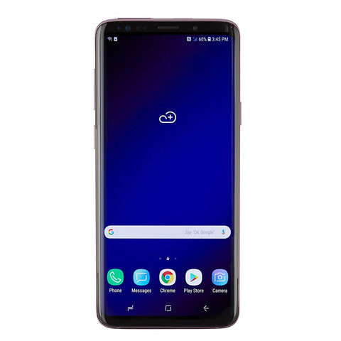Samsung Galaxy S9 Plus Verizon + GSM Unlocked 64GB Midnight Black (Renewed)
