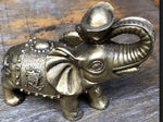 Bronze  Good Fortune Elephant