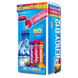 Zipfizz Healthy Energy Drink Mix, Variety Pack, 30 Tubes