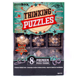 Think Box Great Brain Challenge, 8-pack