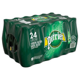Perrier Sparkling Mineral Water, 16.9 fl oz, 24-count