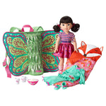 American Girl WellieWishers, Emerson Doll & Accessories Set