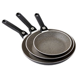 Henckels International Tuscany 3-piece Fry Pan Set