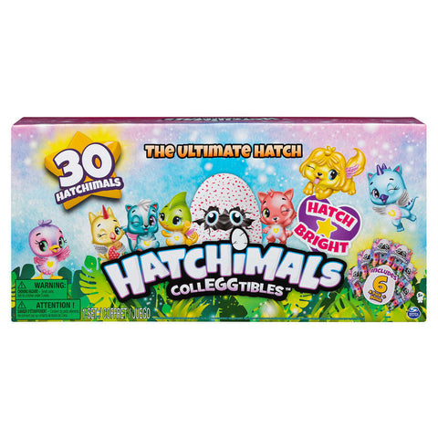 Hatchimals CollEGGtibles 30-pack