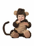 Fun World InCharacter Baby Lil' Monkey Costume