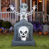 Airblown Inflatables Animated Pop-Up Ghost in Haunted Tomb
