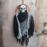 Halloween Horror Electric Hanging Ghost