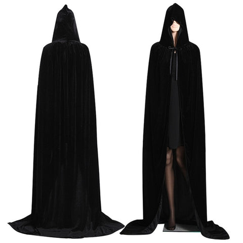 Hood and Capes Halloween Costumes for Women and Men