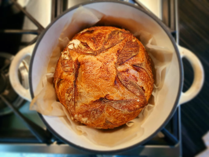 Simple and tasty Sourdough
