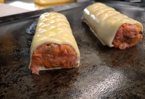 Sausage roll mix